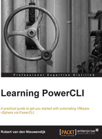 Learning PowerCLI Book Review - Book